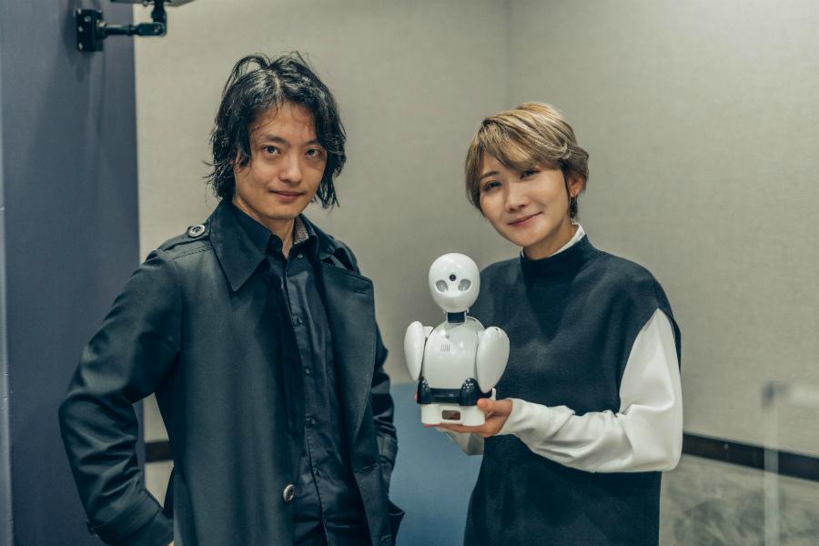 セカオワ・Saoriが聞く、「不要なコミュニケーション」を実現するロボットの必要性
