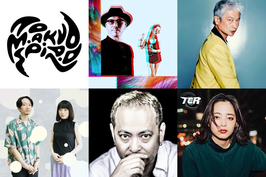 EXILE MAKIDAI & DJ DARUMAほか登場! 渋谷慶一郎ピアノライブも 『TOKYO M.A.A.D SPIN』年越しスペシャル