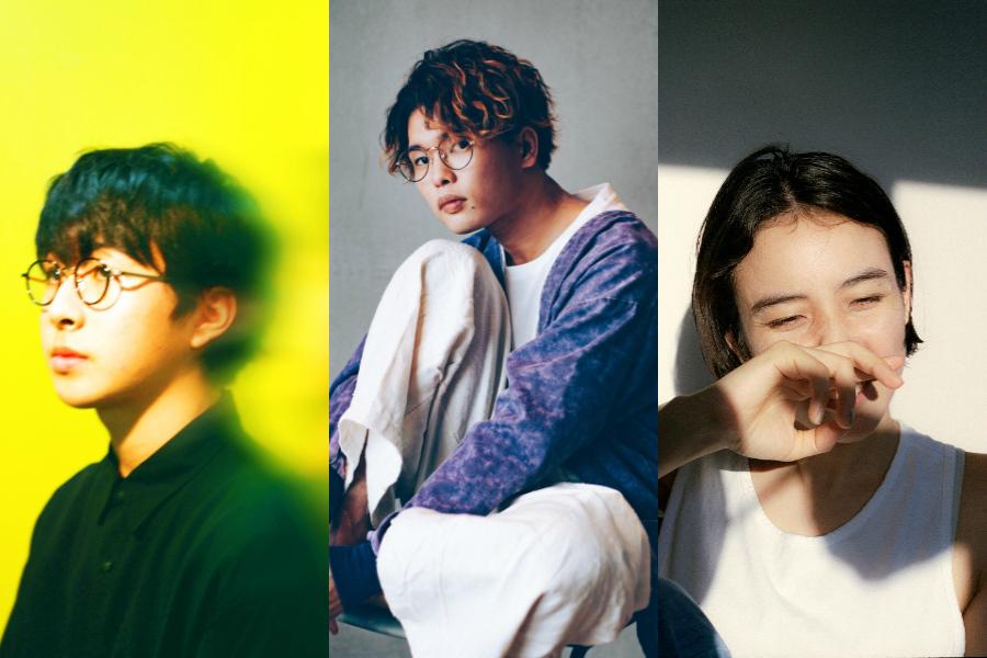 崎山蒼志、Ghost like girlfriend、Maika Loubtéが生ライブを披露【すぐ聴ける】