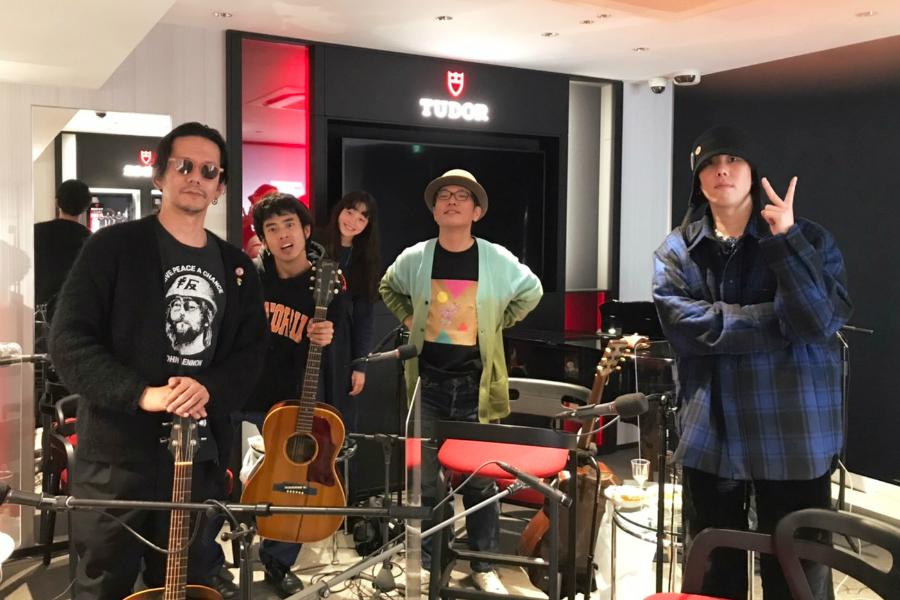 野村訓市、野田洋次郎(RADWIMPS)、ハナレグミ、HIMIが音楽を肴に語る! J-WAVEで大晦日19時から