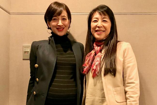 産休に入る滝川クリステル、母親として先輩の小野リサにアドバイスを求めたら…?