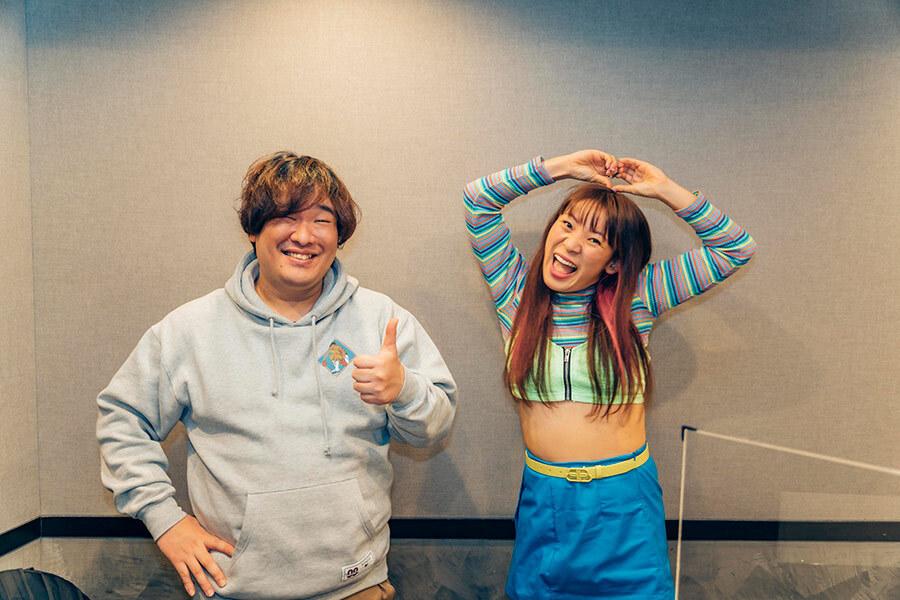 岡崎体育×フワちゃんが「これからのエンターテインメント」を語る! 1/31『INNOVATION WORLD ERA』