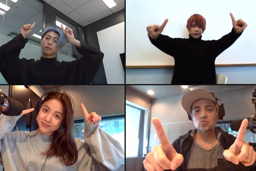 『PRODUCE 101 JAPAN』元練習生のOWV・本田康祐&佐野文哉、「大好きなK-POPナンバー」を語る