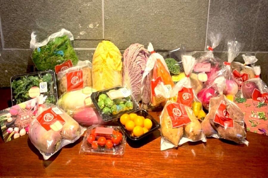 三ツ星レストランがうなる「重厚な味の野菜」を家庭でも。中田英寿が生産者にこだわりを訊いた