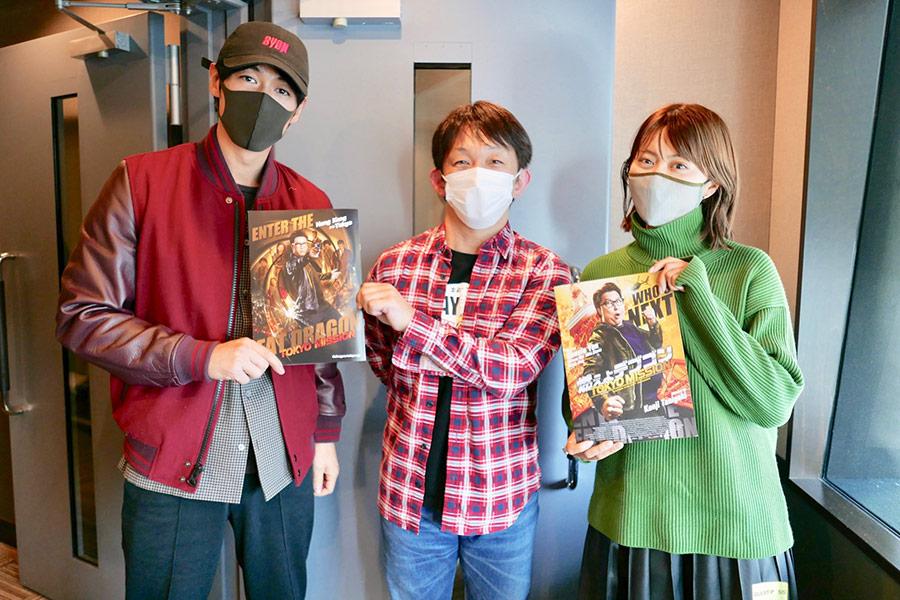 DEAN FUJIOKAも共感! アクション監督・谷垣健治が日本映画と香港映画の違いを語る