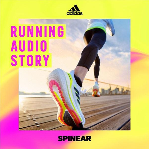個性的な作家陣による「走りながら聴く」新感覚オーディオコンテンツ、SPINEARにて配信中