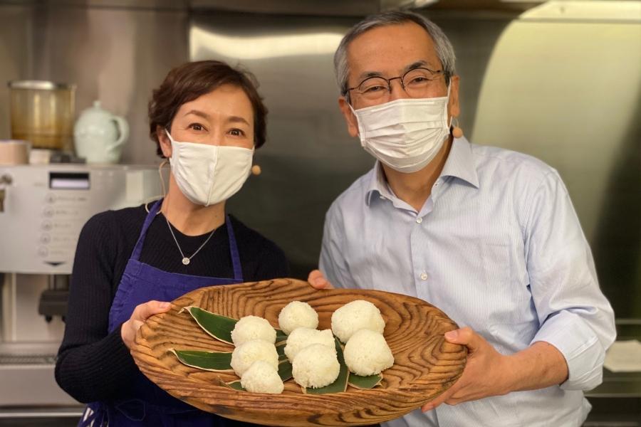 料理研究家・土井善晴が伝授する「おいしいおむすびの作り方」 米の洗い方が肝心!