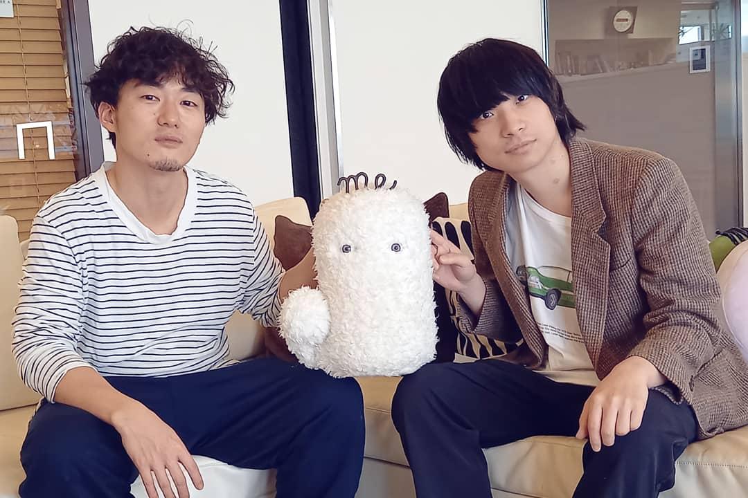 尾崎世界観×松居大悟が「小説におけるカメラアングル」を語る