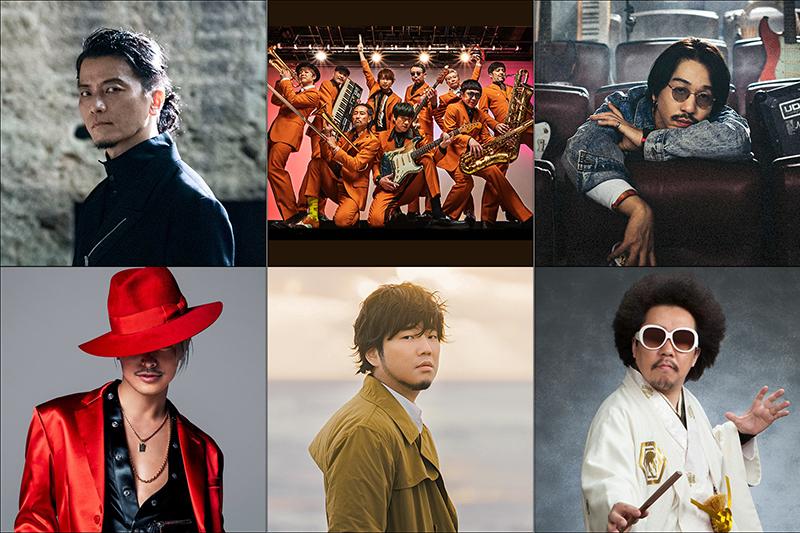 「J-WAVE LIVE 2021」7月開催!RYUJI IMAICHI(三代目JSB)、KREVA、スカパラ、Nulbarich、秦 基博、レキシ出演