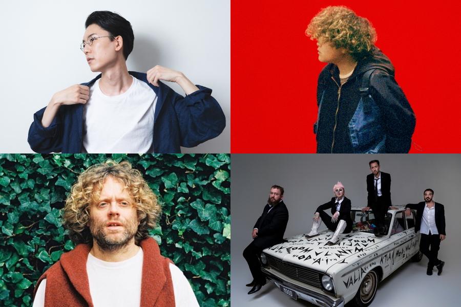 Kan Sano、Vaundy、ベニー・シングス、ハイエイタス・カイヨーテによる極上の選曲!東京の午後16時を切り取る選曲プログラム『XROSS.POINT』でプレイリスト披露