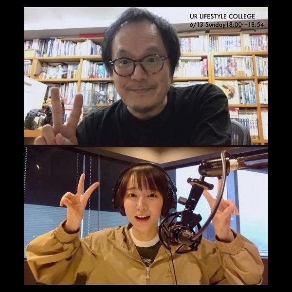 """吉岡里帆×漫画家・江口寿史、「女子高校生の靴下の丈」を語る。あの年代特有の""""無敵感"""""""
