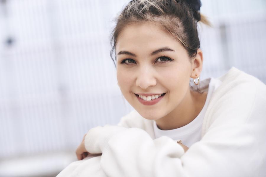 """本当の意味の「キレイ」とはなんだろう? 23歳のモデル・長谷川ミラの思いと、大切な""""ケア""""とは"""