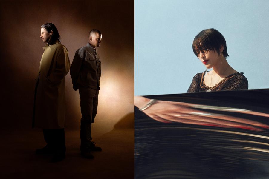 英プロデューサーユニット・JUNGLE、AAAMYYYがJ-WAVEの「ノンストップミュージックプログラム」でプレイリスト披露!