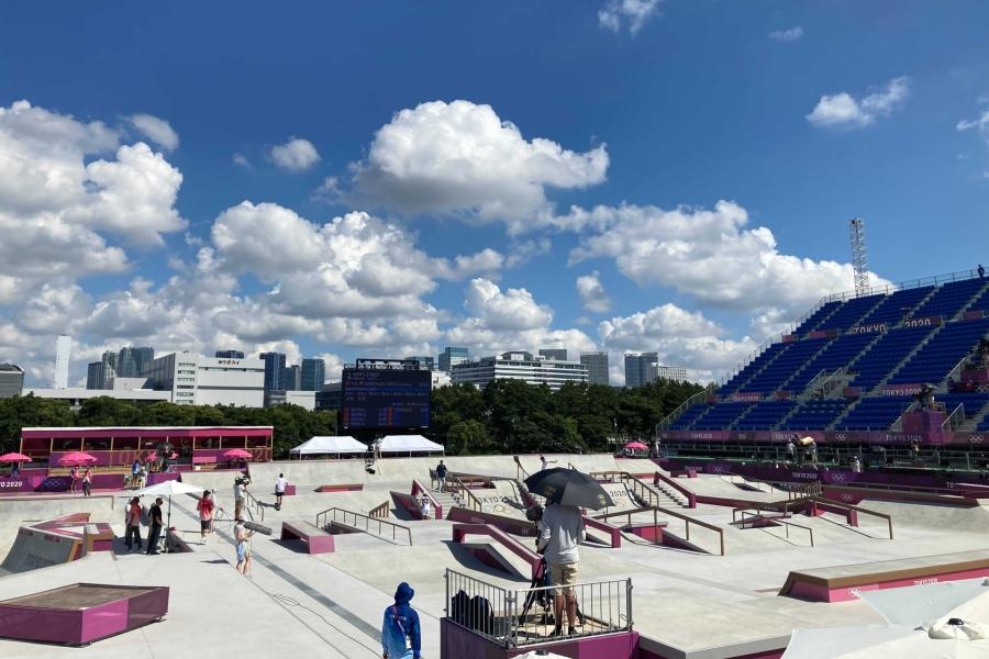 東京五輪を「音楽・ファッション・カルチャー」の視点から現地レポート!【スケートボード編】