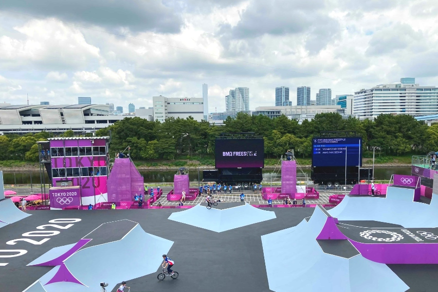 東京五輪のBMX「選手が自ら選んだBGM」は? 現地から音楽&ファッション視点でレポート
