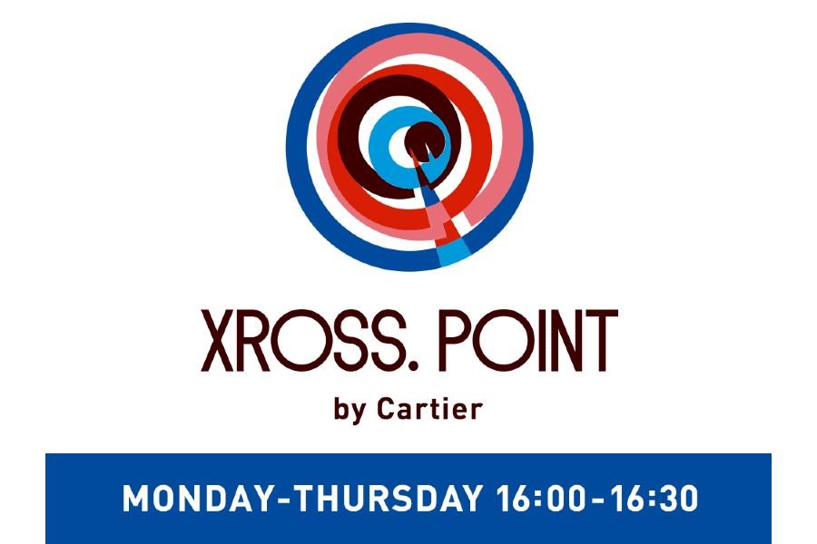 ラジオ局J-WAVE、カルティエのキャンペーン「The Culture of Design」をフィーチャー!『XROSS.POINT by Cartier』で特別なミュージックセレクションを披露