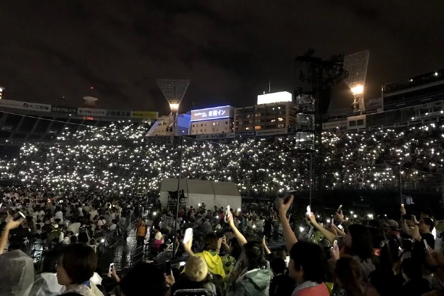 "Suchmos、燃えるような熱を帯びた""魂""の演奏ー大学生が横浜スタジアム公演を振り返る"