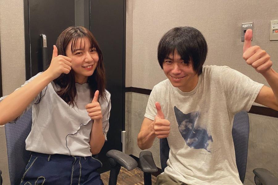 上白石萌歌が小山田壮平に訊く「メッシへの愛」 サッカー好きが高じて作った曲も