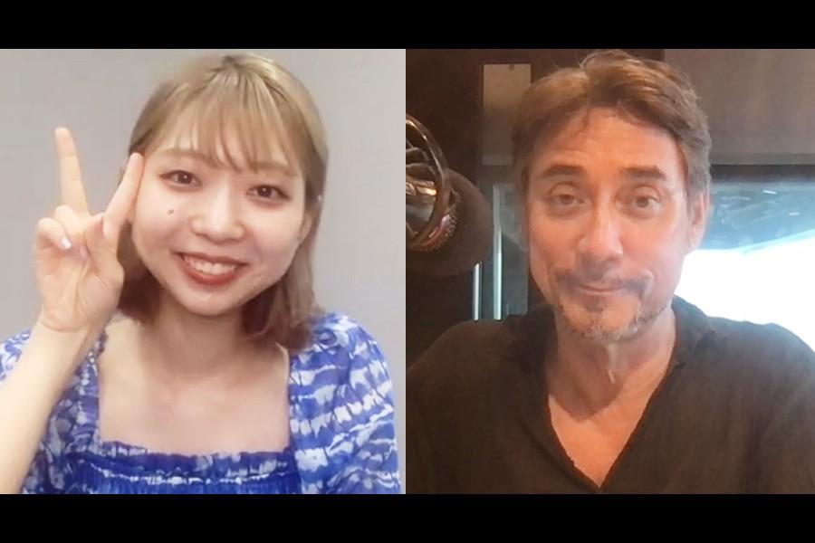 竹内アンナ、京都から上京して4ヶ月。東京の夏は「夜の涼しさ」に驚き