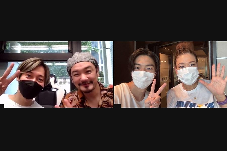 純烈・小田井涼平、LiLiCoと結婚して「どんどん元気に」 後上翔太が明かす