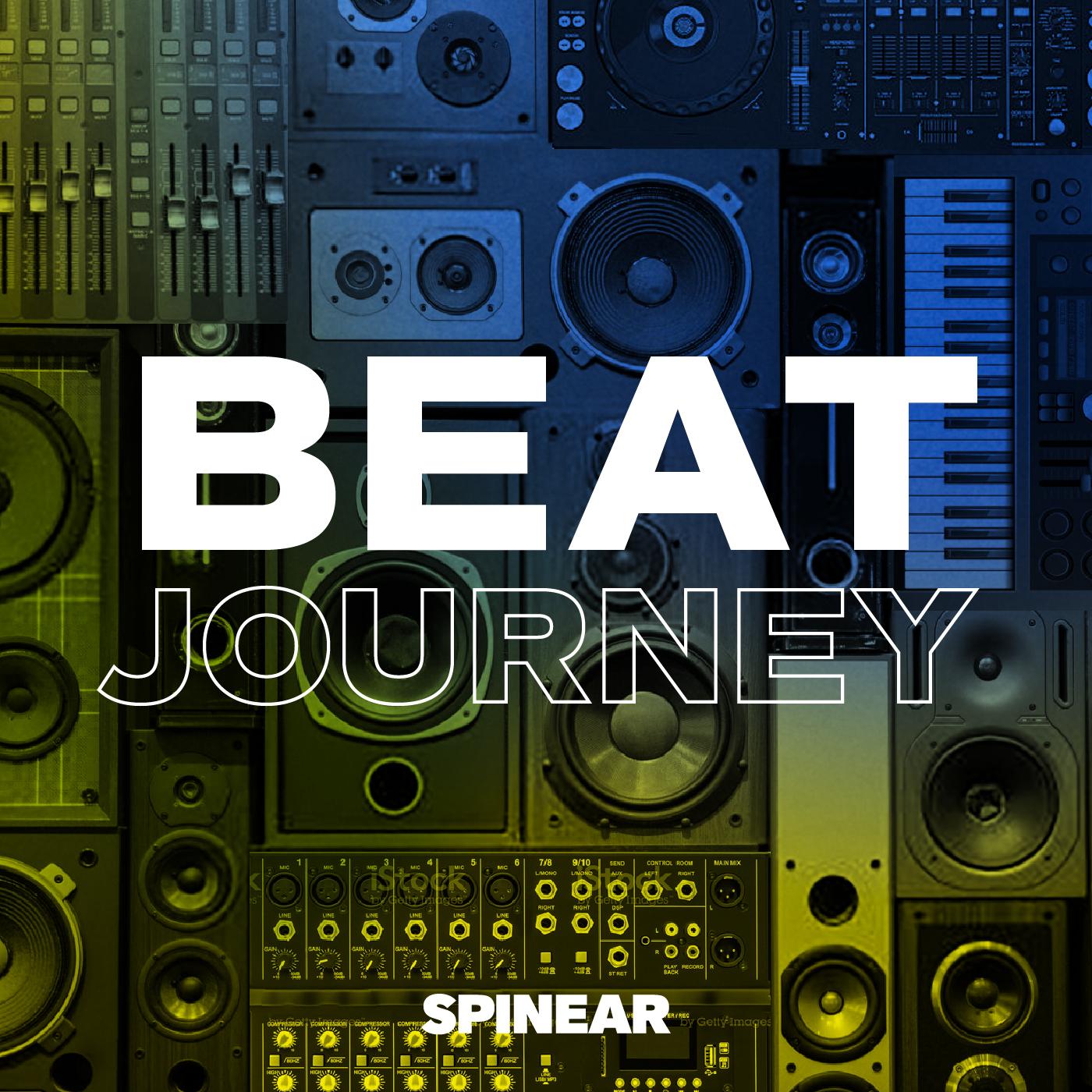曲はどのように創られる? 楽曲制作の創作過程に迫るポッドキャスト『BEAT JOURNEY』SPINEARで配信スタート! 第一弾は Ryohu