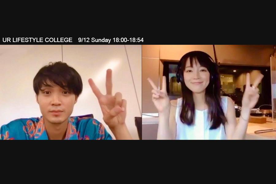 吉岡里帆と磯村勇斗が対談。俳優人生の原点『仮面ライダーゴースト』出演を振り返る