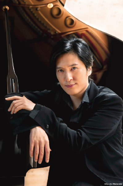 ピアニスト・清塚信也がLiLiCoに「妄想デートプラン」を提案! 船の上で弾く楽曲は?