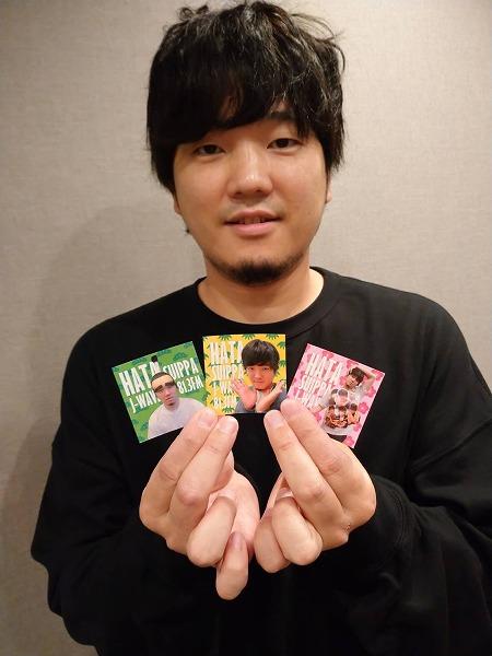 大原櫻子、秦 基博に個人的なクイズを出題! 「心に響いた」と語るモノは?