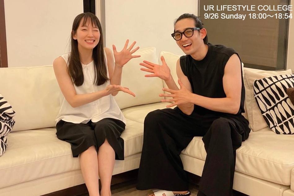 吉岡里帆と竜星 涼が対談! ストレスを溜めない「考え方の工夫」を明かす