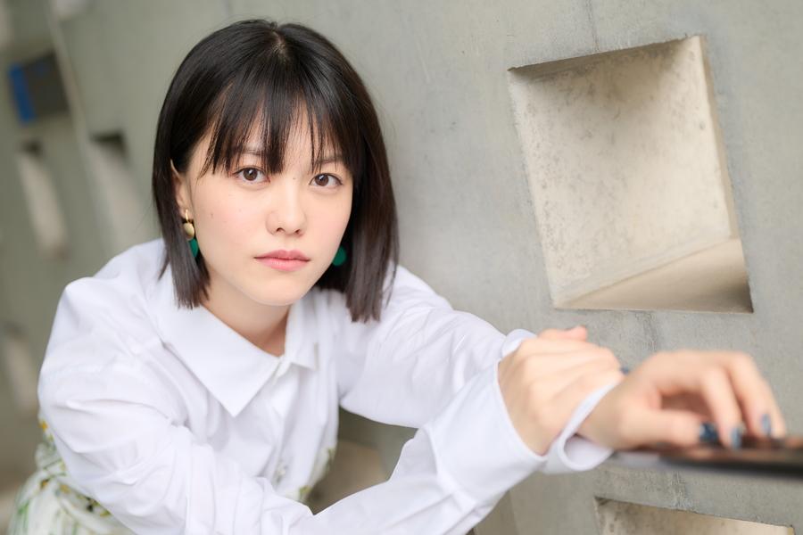 『ドラゴン桜』の秀才コンビ再び! 志田彩良が明かす、鈴鹿央士とのファーストコンタクト