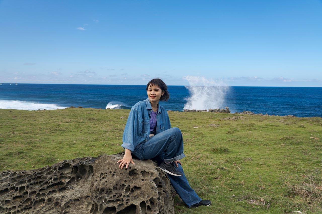 Anlyが沖縄の旅へ