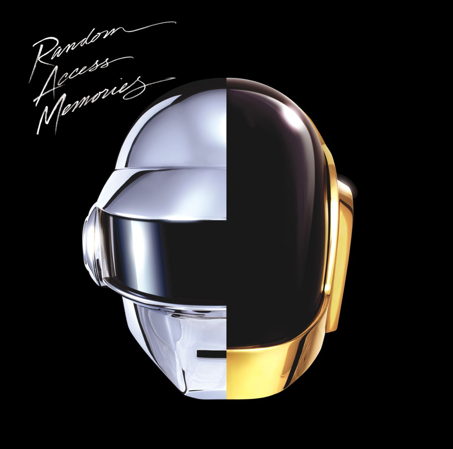 Daft Punk『Get Lucky ft. Pharrell Williams, Nile Rodgers』