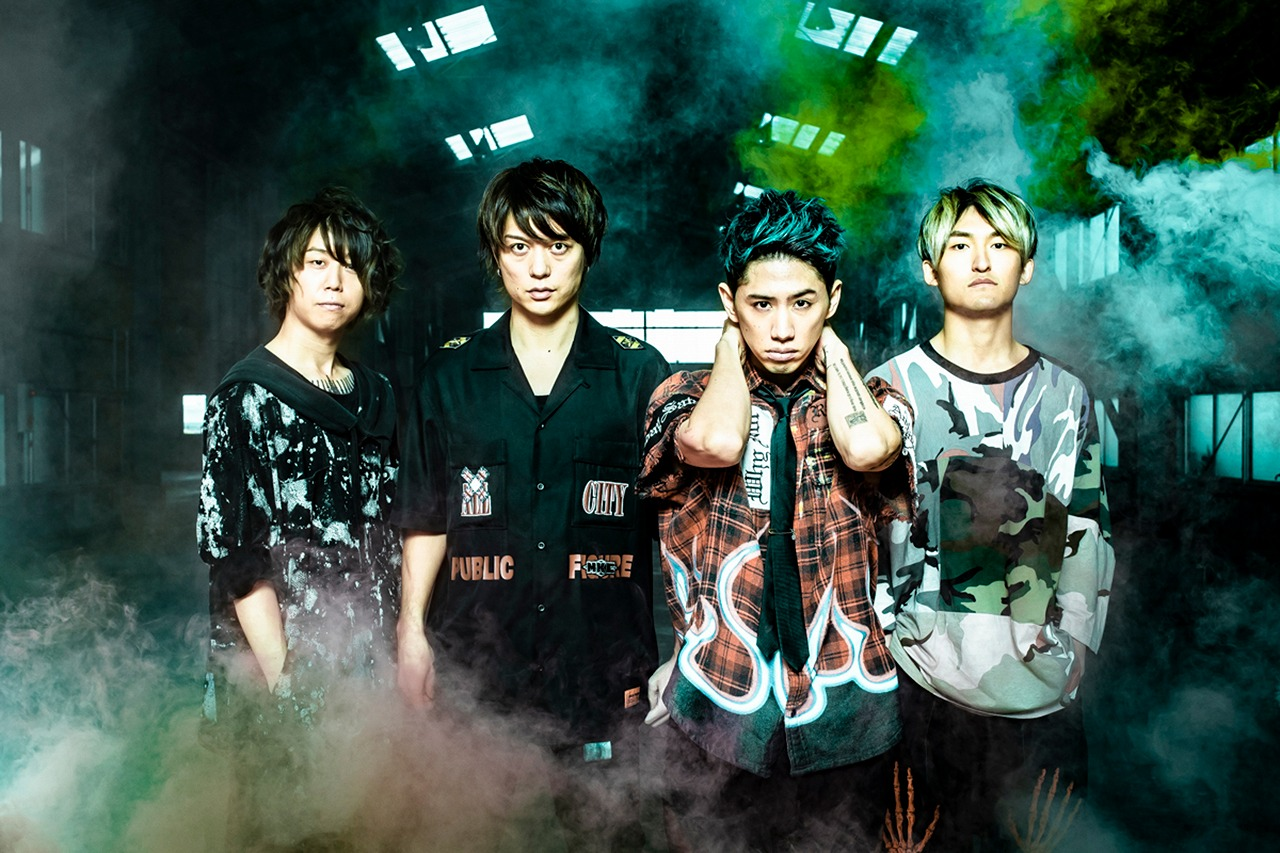 ONE OK ROCK『Stand Out Fit In』