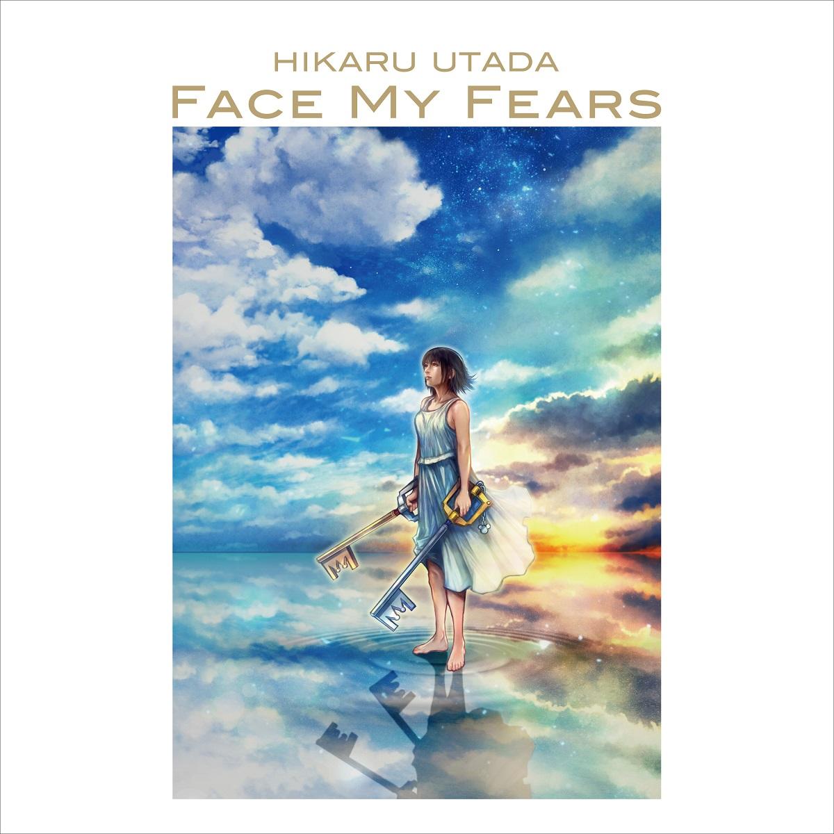宇多田ヒカル & Skrillex『Face My Fears (Japanese Version)』