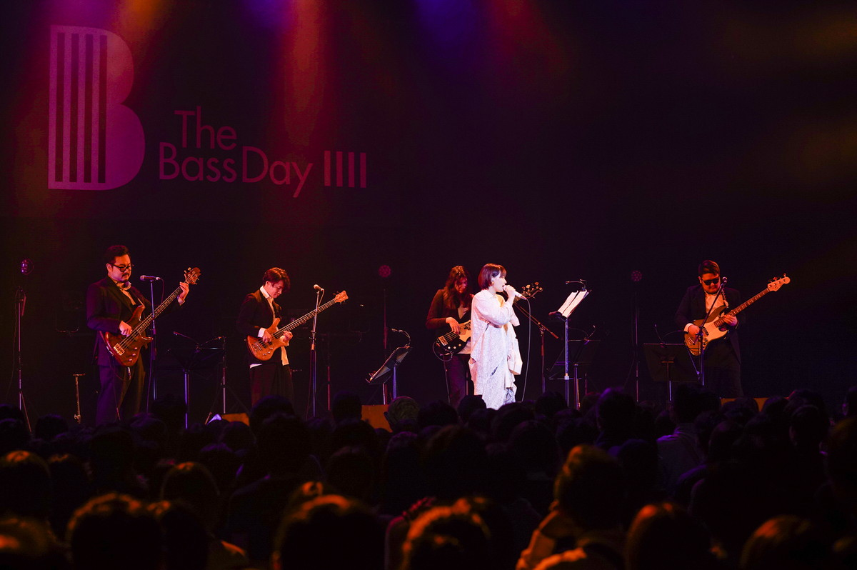 THE BASS DAY LIVE11