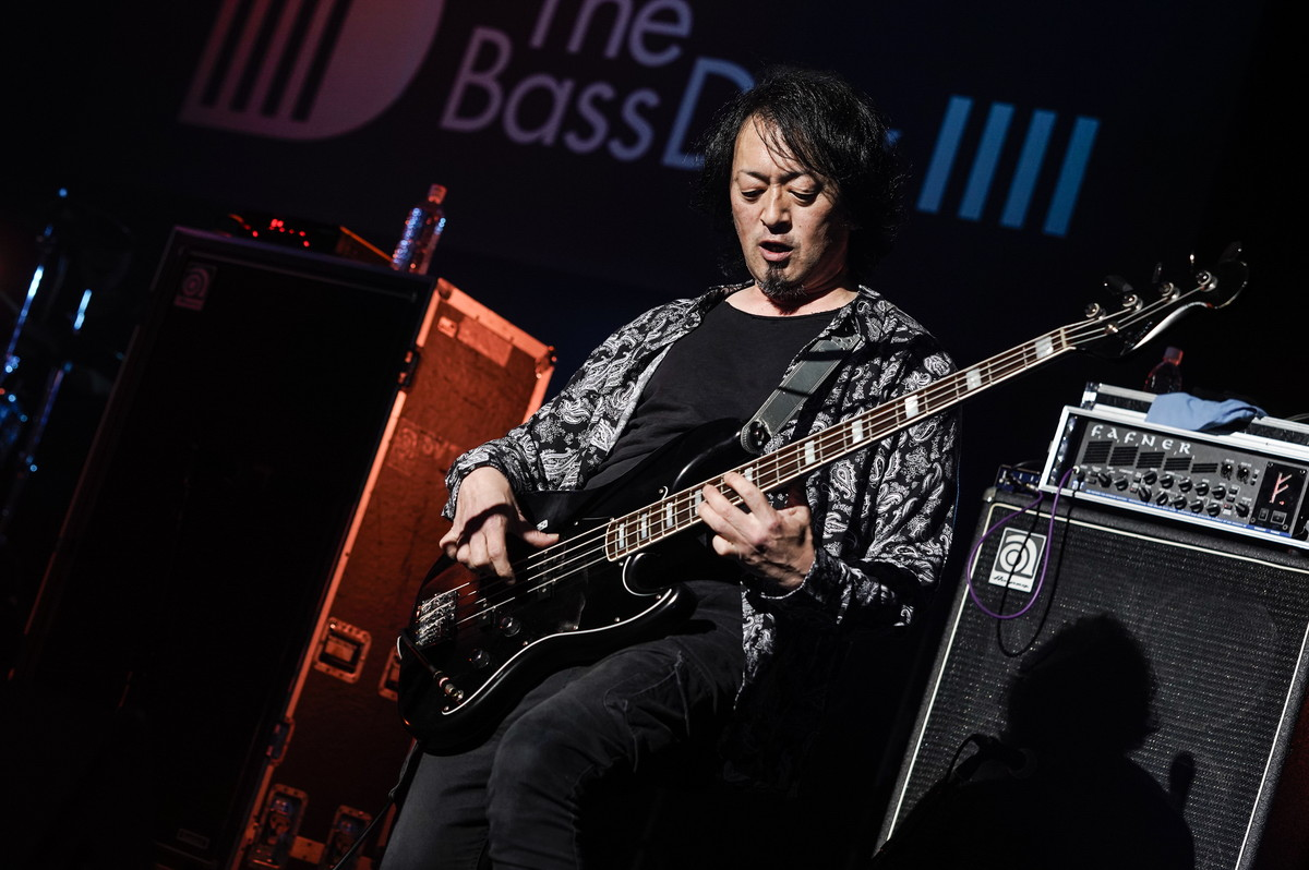 THE BASS DAY LIVE16