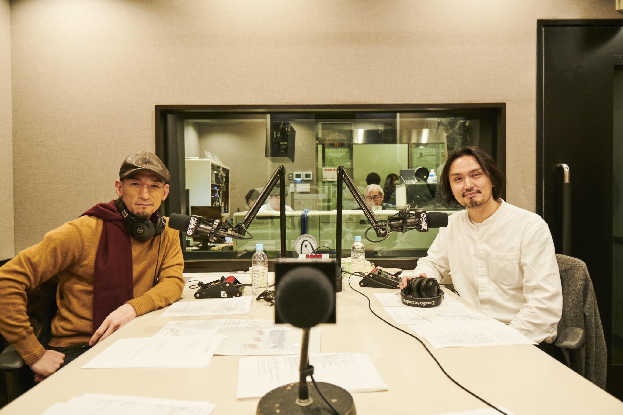 『VOICES FROM NIHONMONO』にて