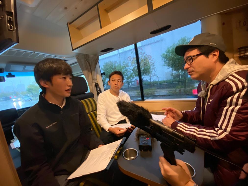 J-WAVEで放送中の『~JK RADIO~TOKYO UNITED』のワンコーナー「WORDS FROM THE FIELD」