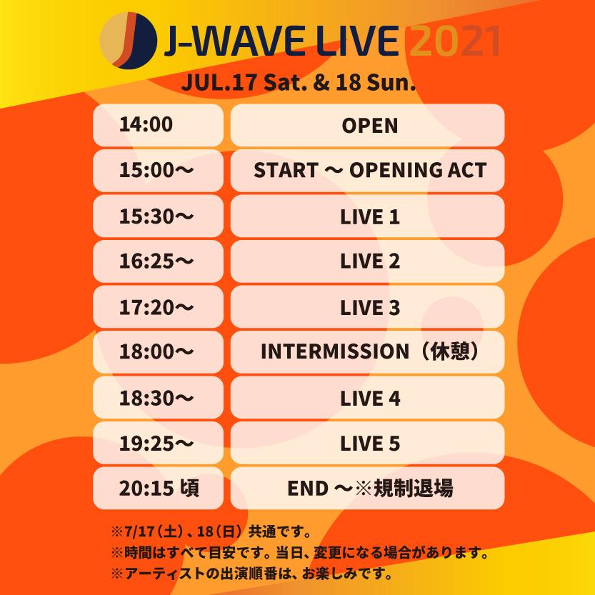 210706_jwavelive_timetable.jpg