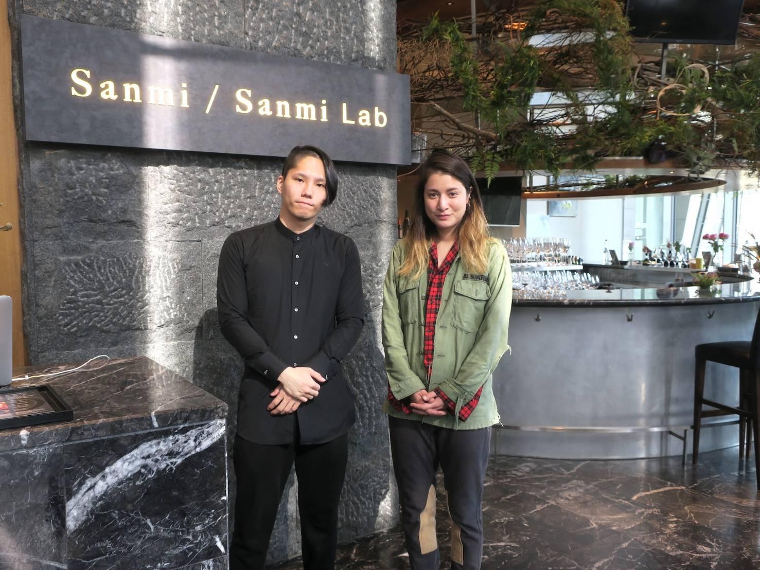 「sanmi/sanmi Lab」