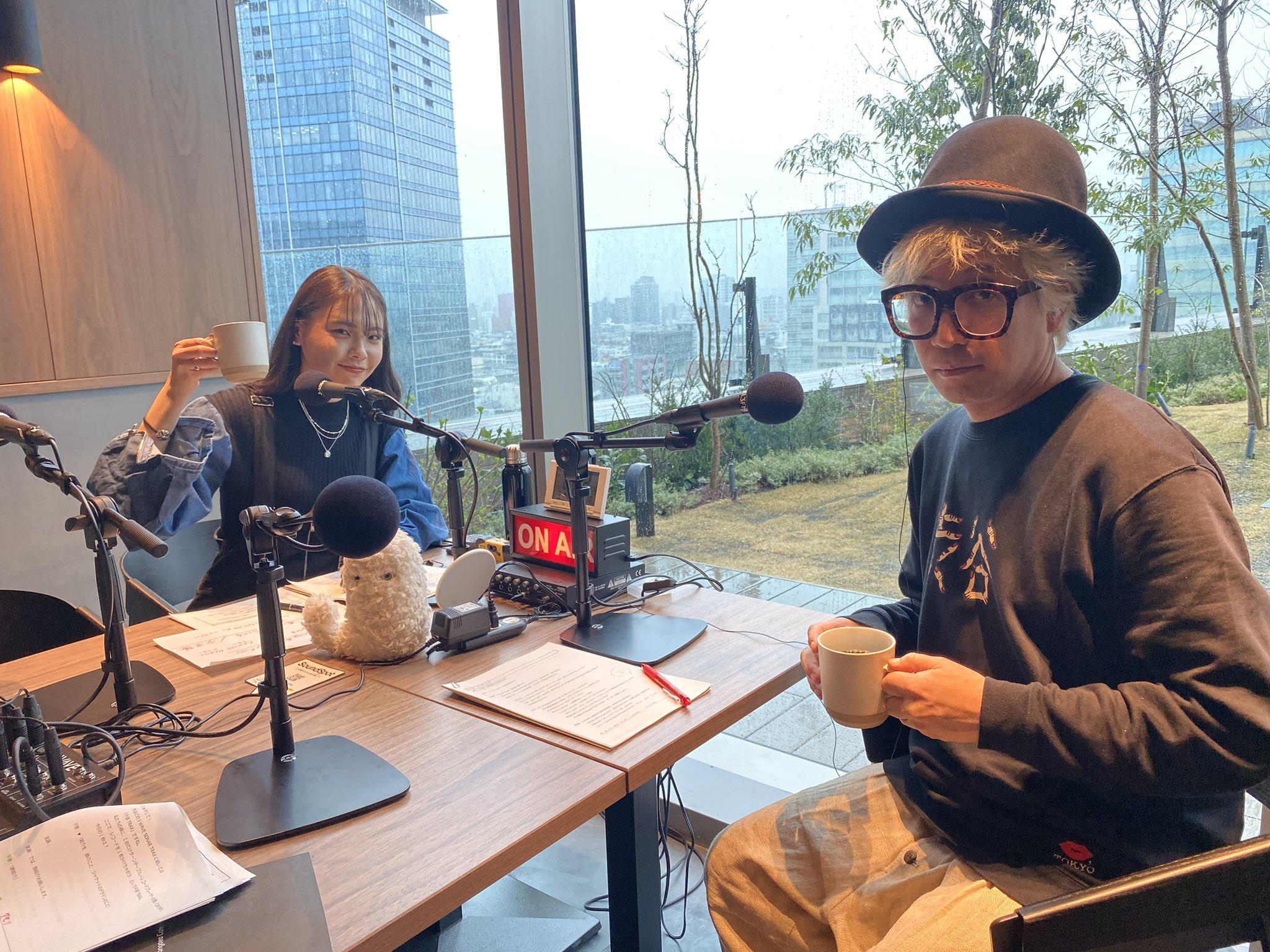 J-WAVEで放送中の番組『SHIBUYA DESIGN』