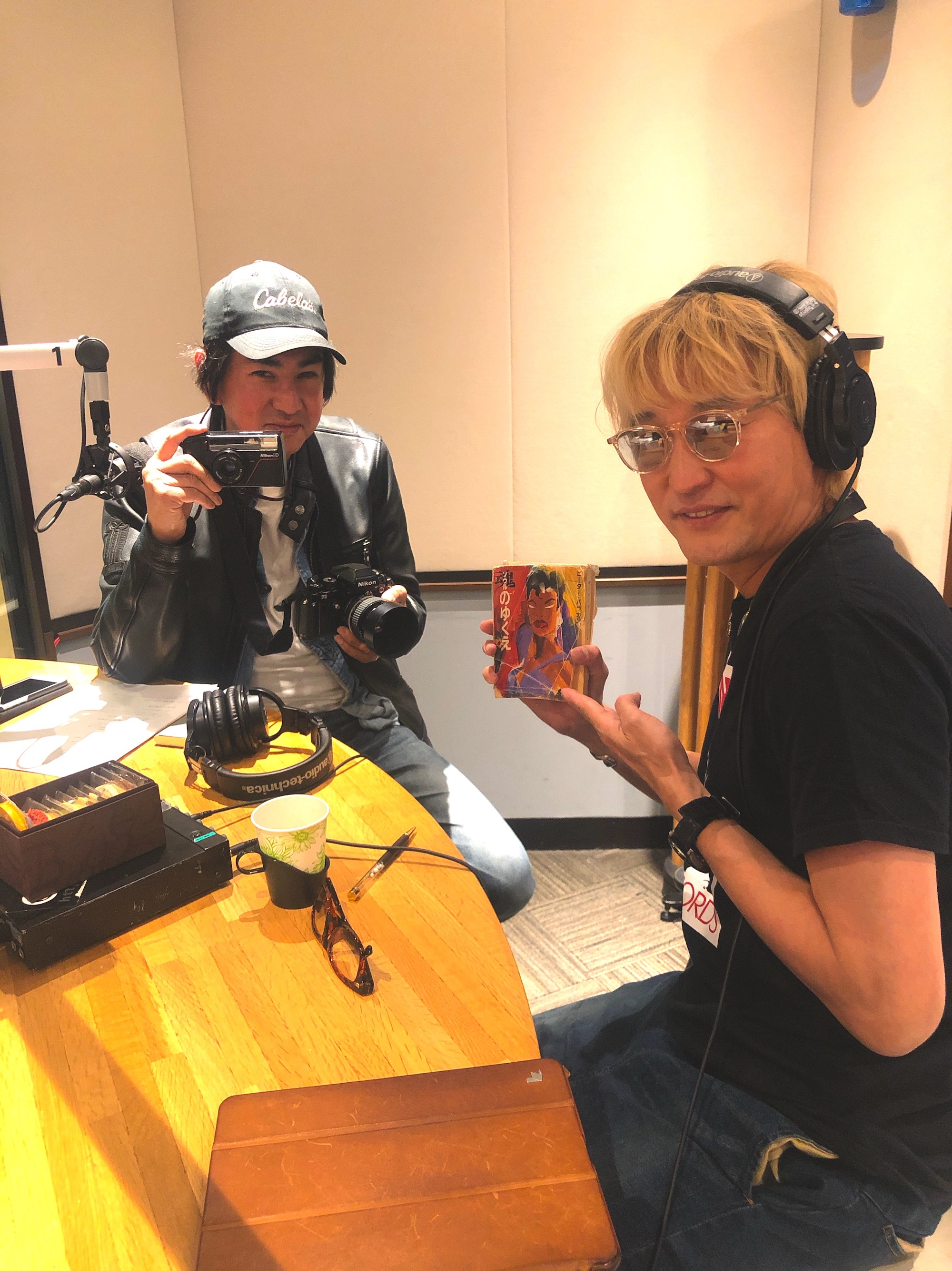 J-WAVEで放送中の『Mercedes-Benz THE EXPERIENCE』(ナビゲーター:スガ シカオ) ゲストは田島貴男