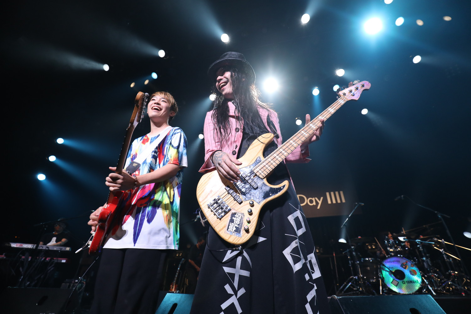 「THE BASS DAY LIVE 2018」
