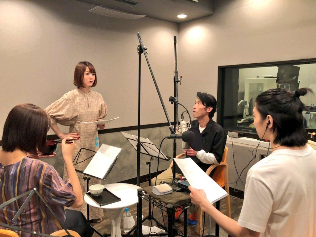 特番『J-WAVE SELECTION JUMP OVER SPECIAL ~バイノーラル・ラジオ・ドラマ ファミリーサマービュー~』