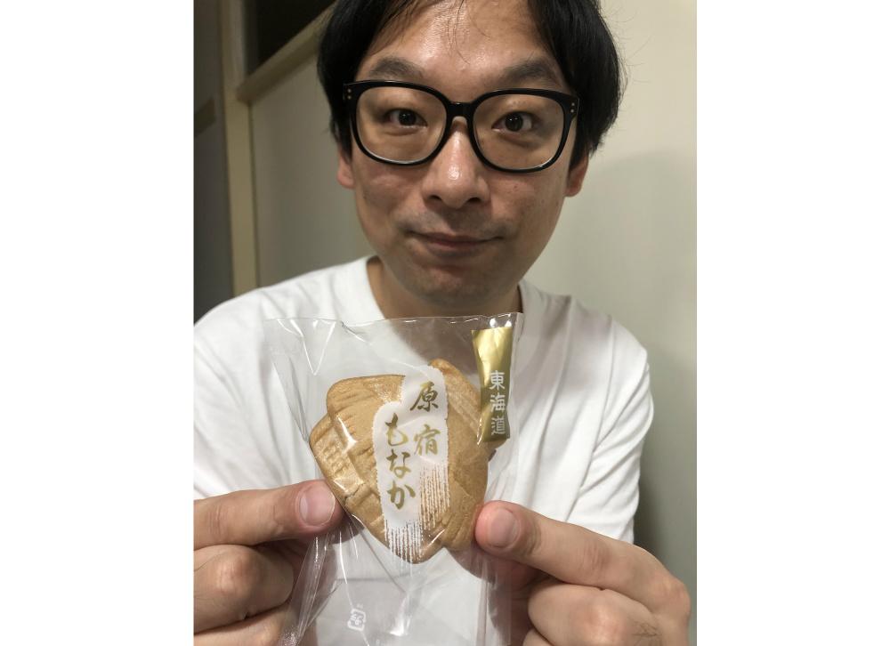 和菓子店「菓匠 亀福」の名物