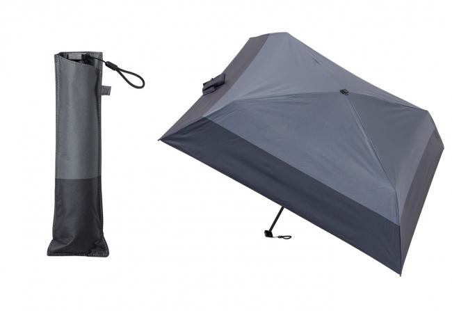 コンパクトな四角い日傘「masu」