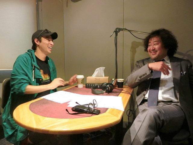 J-WAVEで放送中の番組『ANA WORLD AIR CURRENT』(ナビゲーター:葉加瀬太郎)